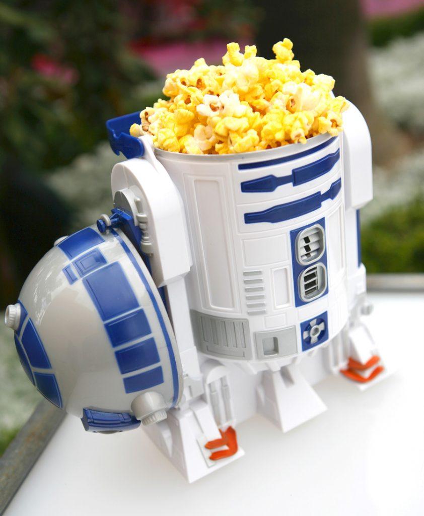 R2D2 popcorn at Walt Disney World