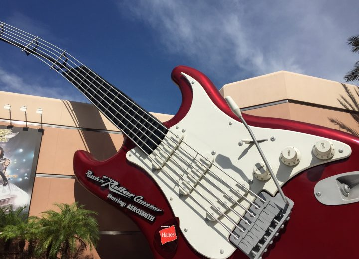 Rock 'n' Roller Coaster Closing for Refurbishment in October