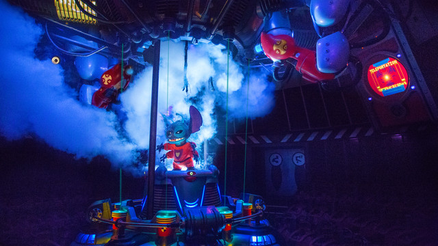 Stitch's Great Escape Moving to Seasonal Opening from October