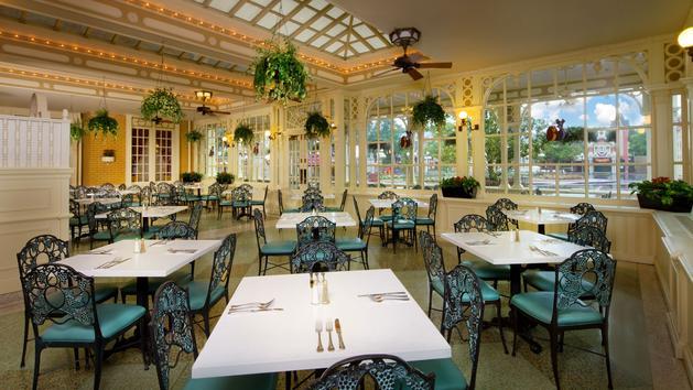 Tony's Town Square Restaurant Interior