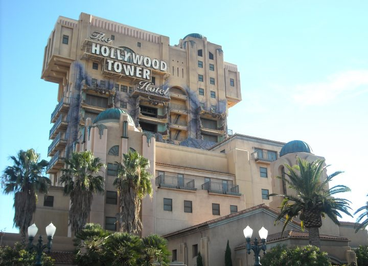 Closing Date for Tower of Terror at Disney's California Adventure Park Confirmed