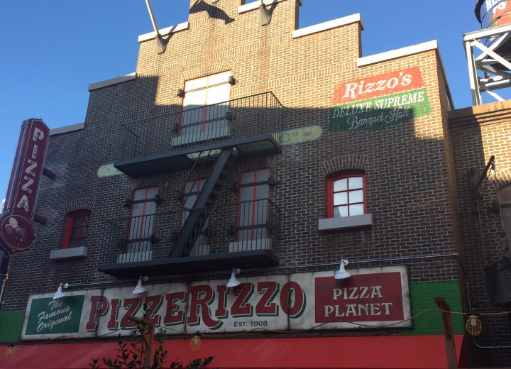 PizzeRizzo Opening Date Confirmed at Disney's Hollywood Studios!