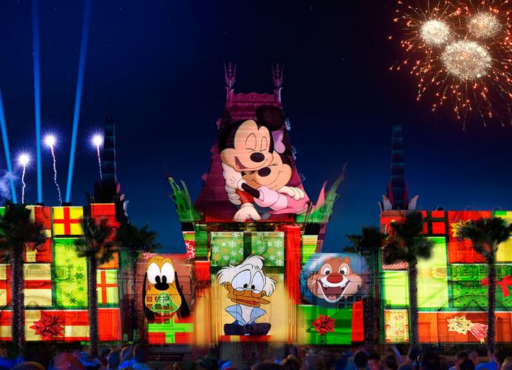Jingle Bell, Jingle BAM! Begins its Run at Disney's Hollywood Studios