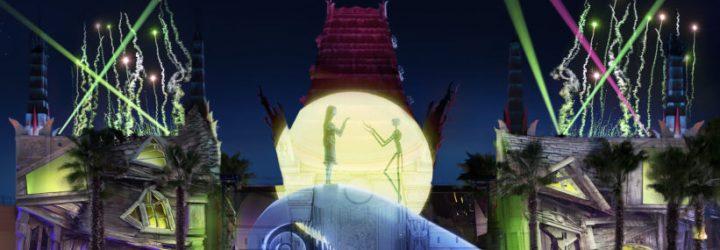 Jingle Bell, Jingle BAM! Replaces Osborne Lights at Disney's Hollywood Studios