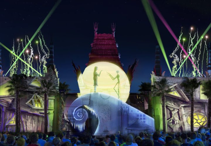 Jingle Bell, Jingle BAM! Replaces Osborne Lights at Disney's Hollywood Studios