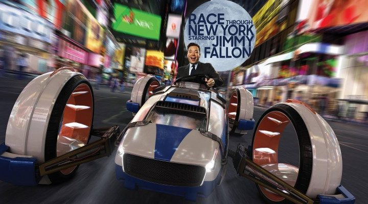 First Promo for Jimmy Fallon Ride at Universal Orlando