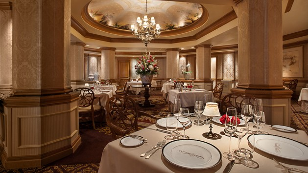 Victoria & Albert's Voted 2nd Best Restaurant in the USA