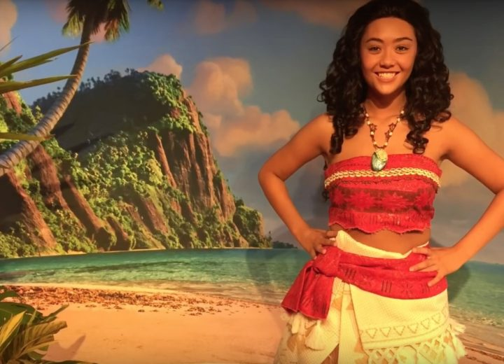 Meet Moana at Disney's Hollywood Studios!