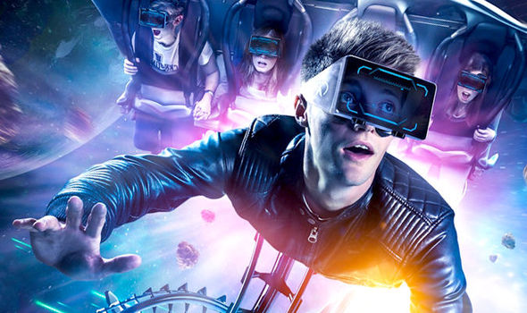 65% of Theme Park Guests Expect VR Within 3 Years