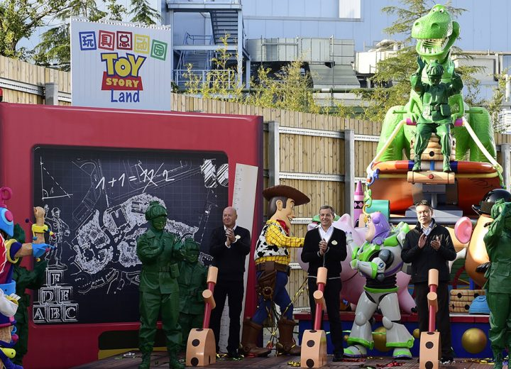Toy Story Land Coming to Shanghai Disneyland!