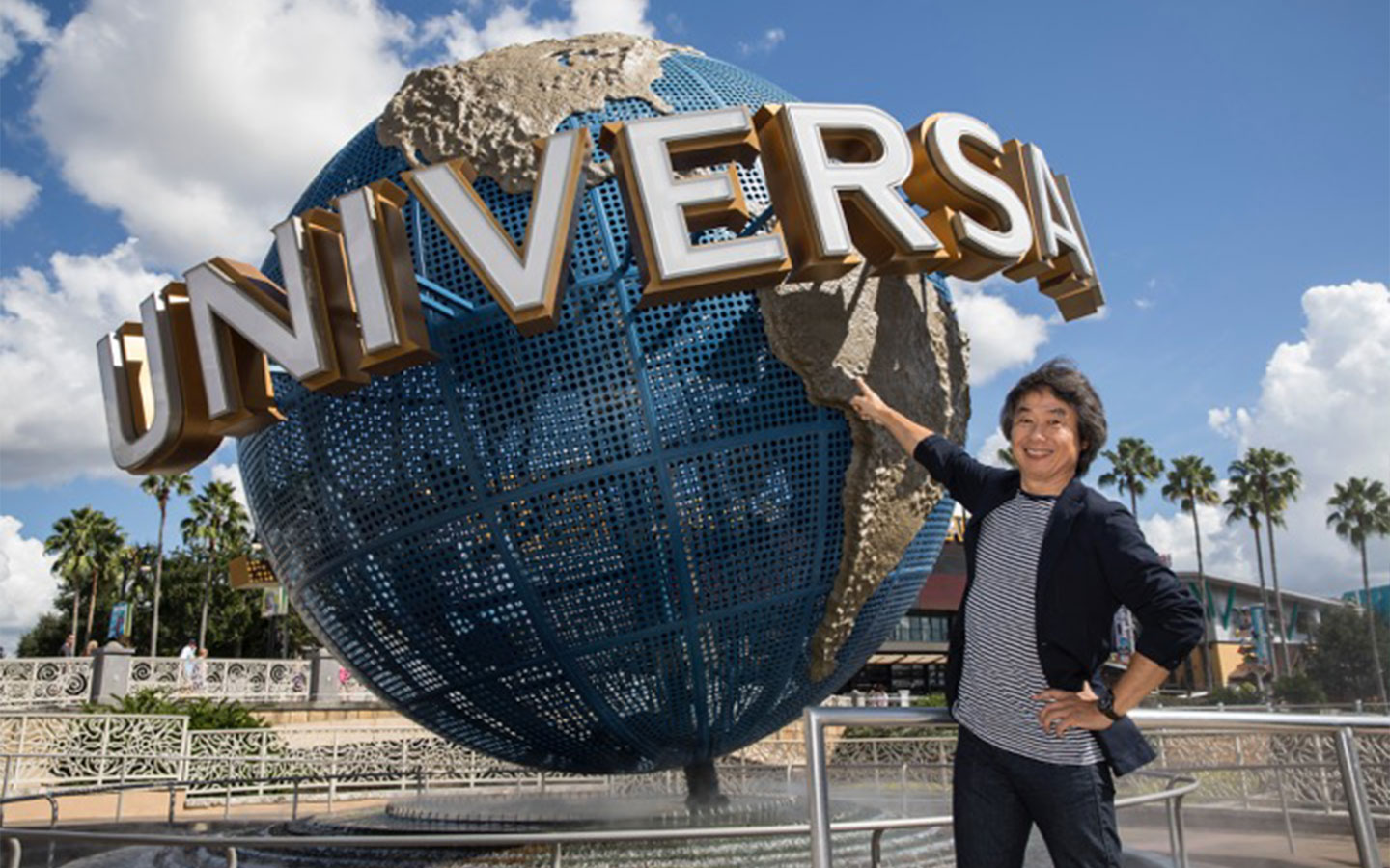 nintendo coming to universal studios theme park trader