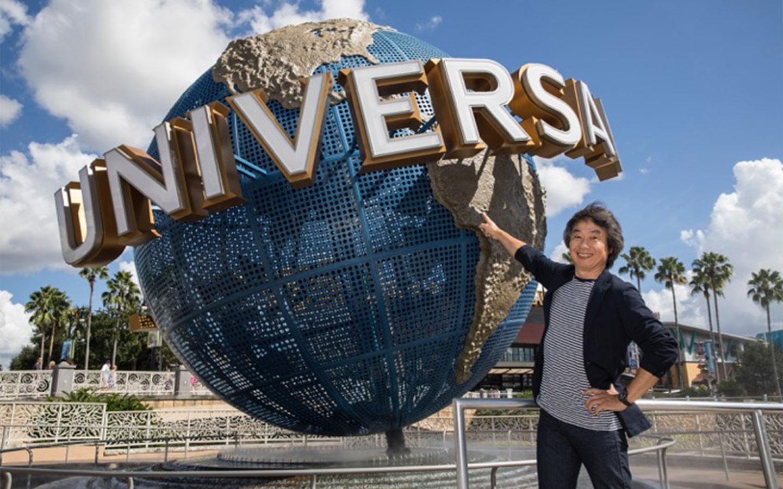 Nintendo coming to Universal Studios