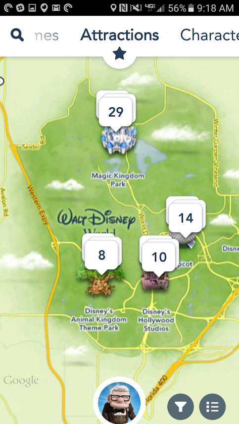 android-my-disney-experience-december-update