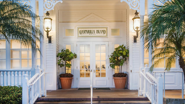 Gasparilla Island Grill Open Again at Disney's Grand Floridian