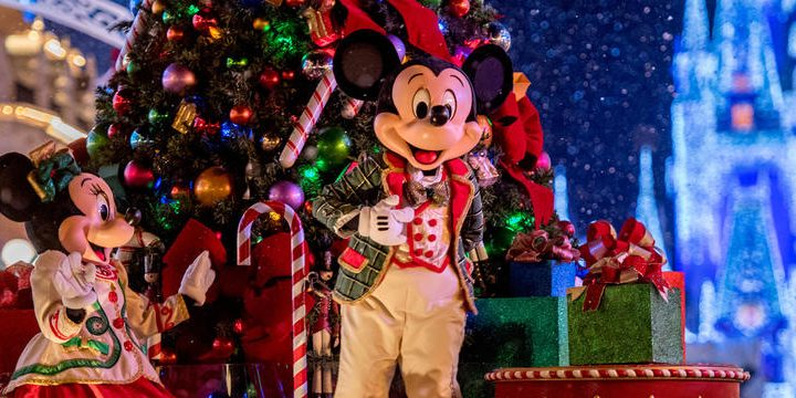 Sellout for Mickey's Very Merry Christmas Party!