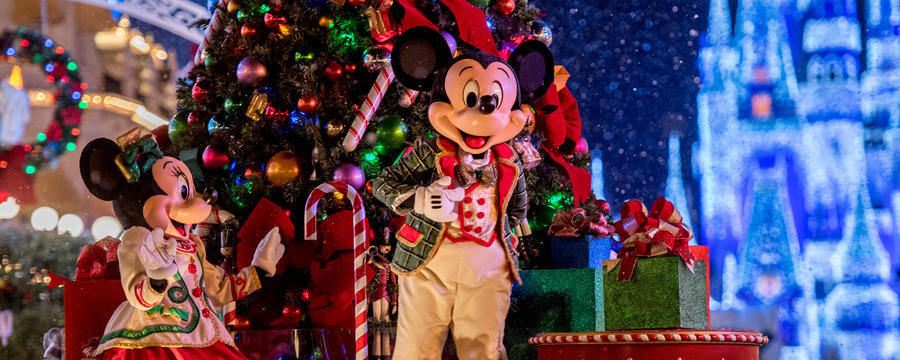 Sellout for Mickey's Very Merry Christmas Party! - Theme Park Trader