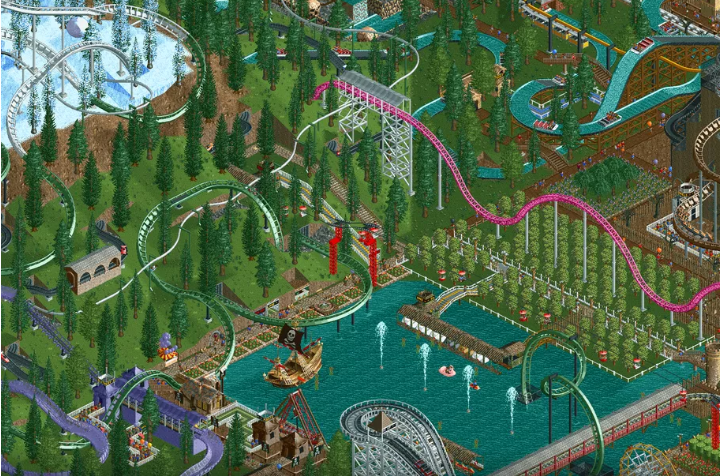 RollerCoaster Tycoon Classic Comes to Mobile Devices!