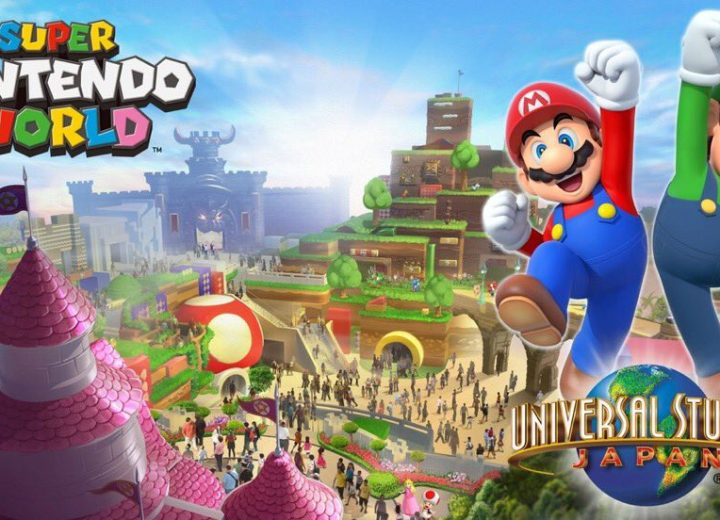 New Super Nintendo World Video and Mario Kart Attraction