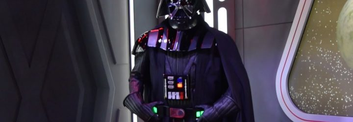 Darth Vader Coming to Disneyland Paris