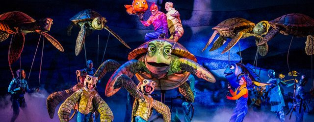 Finding Nemo The Musical Closed for Most of February 2018