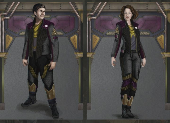 Cast Member Costumes for Guardians of the Galaxy Mission Breakout Revealed!