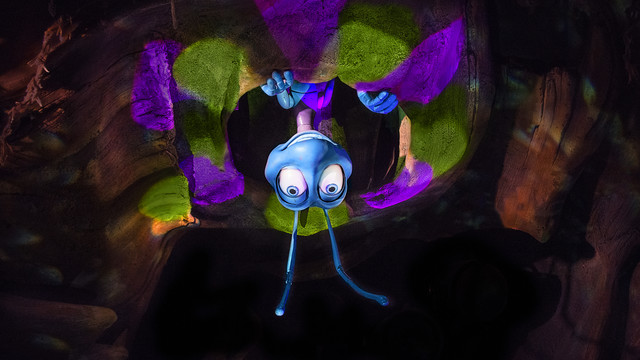 Flik at It's Tough to be a Bug