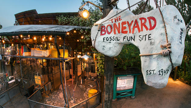 A Tour of Disney's Animal Kingdom Part 2 – Discovery Island and Dinoland USA