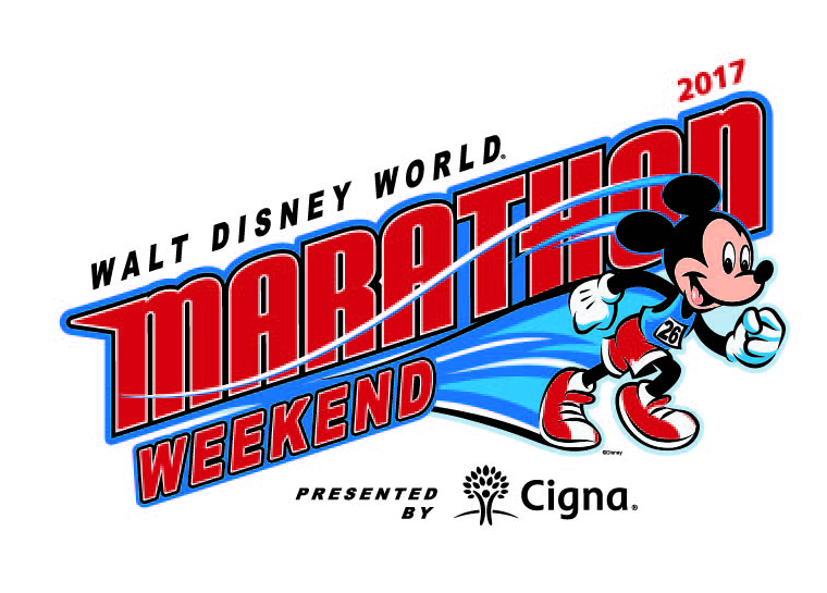 Walt Disney World marathon weekend 2017 logo