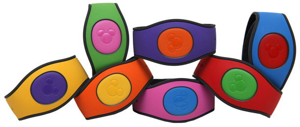 New MagicBand 2 Colours and Accessories Now Available