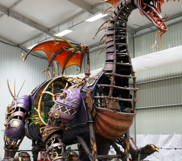 Disneyland Paris Reveals First Look at Maleficent from Disney Stars On Parade