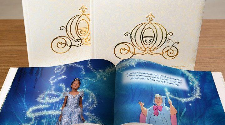 Disney Offering Personalised Storybook at Disney PhotoPass Studio in Disney Springs