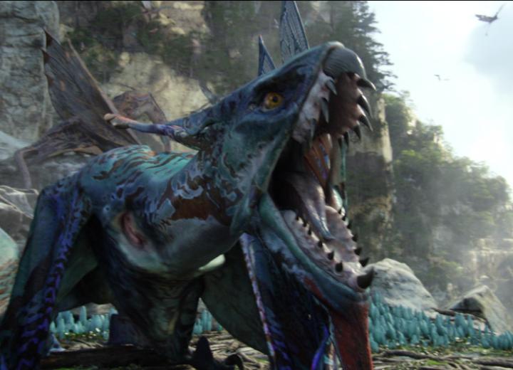 New Footage from Avatar Flight of Passage!