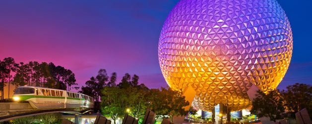 Mobile Order Extends to Epcot and One More Restaurant at Magic Kingdom