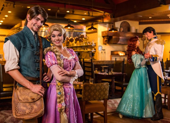 Bon Voyage Character Breakfast to Debut April at Trattoria al Forno