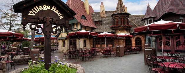 Temporary Beauty and the Beast Restaurant Coming to Disneyland