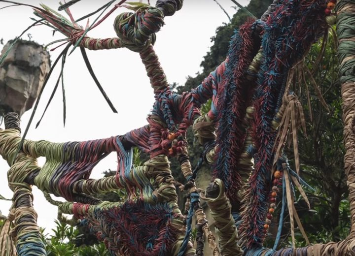 Third 'Making of' Pandora – The World of Avatar Video