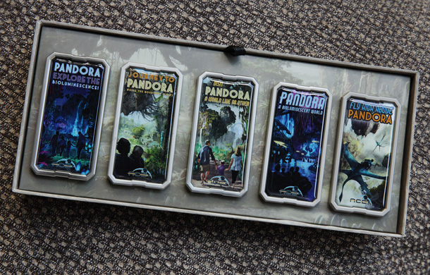 Disney to Release Limited Pins In Run Up to Pandora – The World of Avatar
