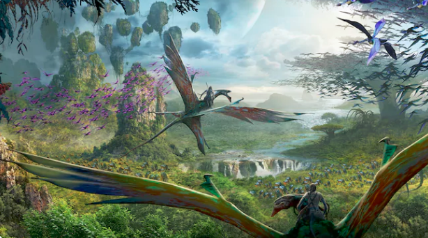 Disney Reveals Height Requirements for Pandora – The World of Avatar Attractions