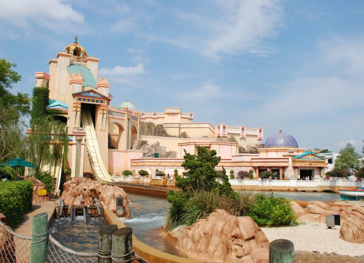 SeaWorld Orlando Make Journey to Atlantis 'Less Scary'