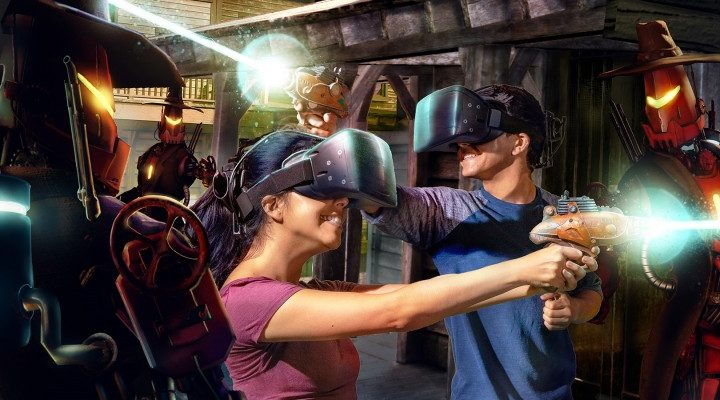 Knott's Berry Farm Announces World's First Free Roaming VR Attraction