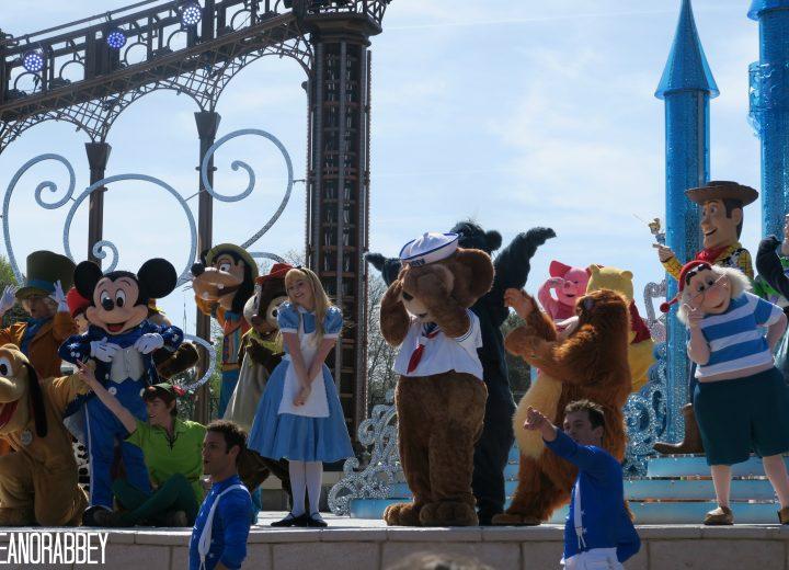 Disneyland Paris 25th Celebrations!