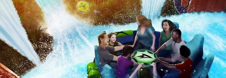 Brand New River Rapids Attraction Coming to SeaWorld Orlando in 2018!