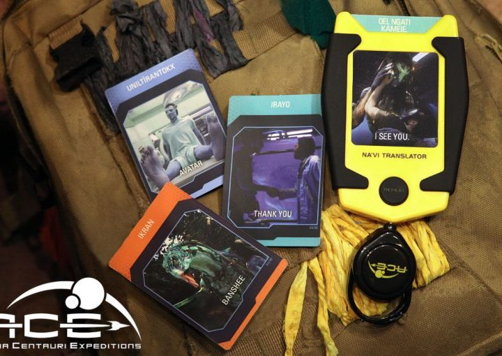 Na'vi Translator Devices Will be Available at Pandora – The World of Avatar