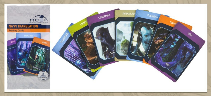 Na'vi Translator Devices Will be Available at Pandora - The