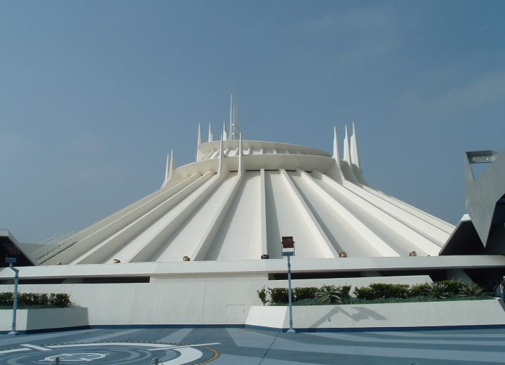 Original Space Mountain Returning to Disneyland for 40th Anniversary!