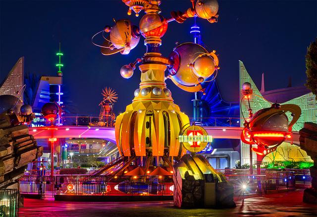 Brand New Lounge Coming to Tomorrowland at Disneyland