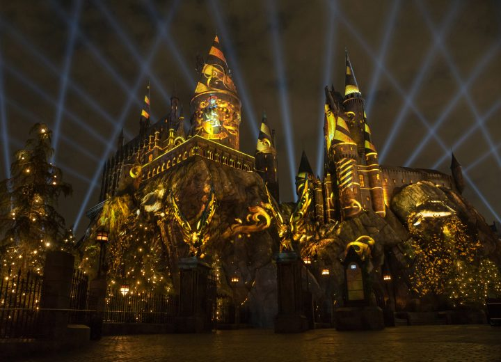 New Details on Nighttime Show at Wizarding World of Harry Potter at Universal Studios Hollywood