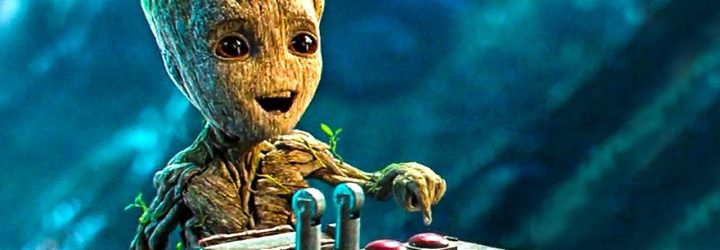 View the Adult Groot Meet & Greet at Disney's California Adventure!