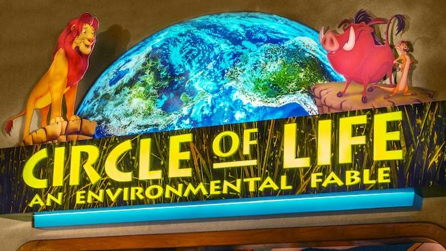 Circle of Life at Epcot