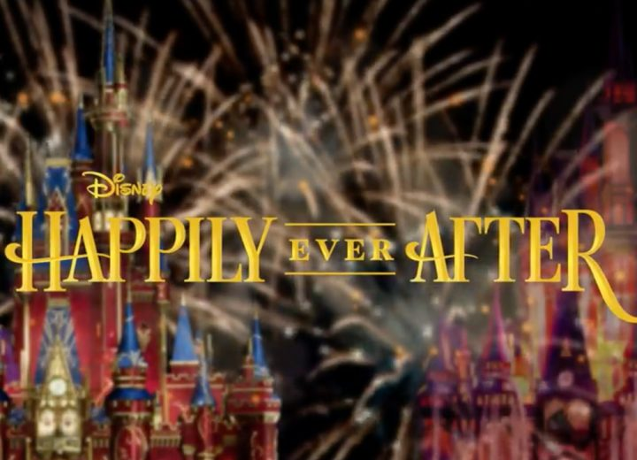Magic Kingdom's New Show – Happily Ever After Video
